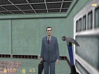 Half Life 2 G-Man