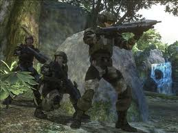 UNSC marines!