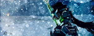The Winter Loner