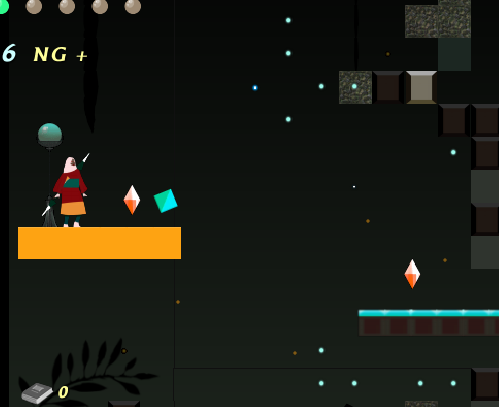 Screenshot of star and light beta 0.1
