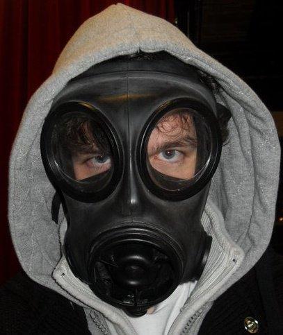 Gas Mask Madness