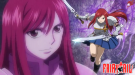 Erza Scarlet My fav character
