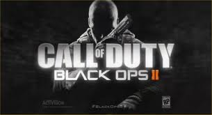 Black Ops II cover