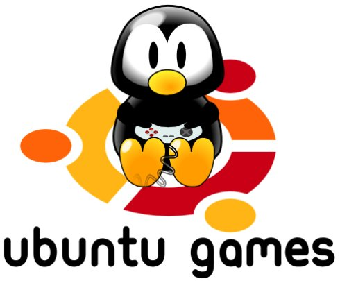 Little Tux in his Ubuntu Circle