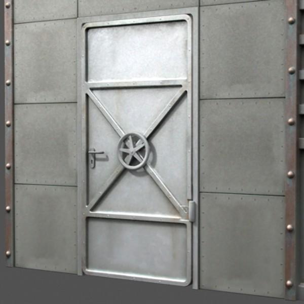 дверь металлическая сейфовая