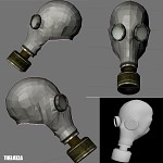 GP-5 Gas Mask