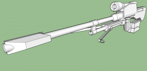 Tavorkan - Ranged Weapons (More to come)