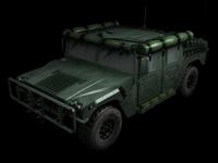 Humvee skin 2 doors