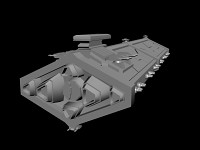 Capital ship render test1