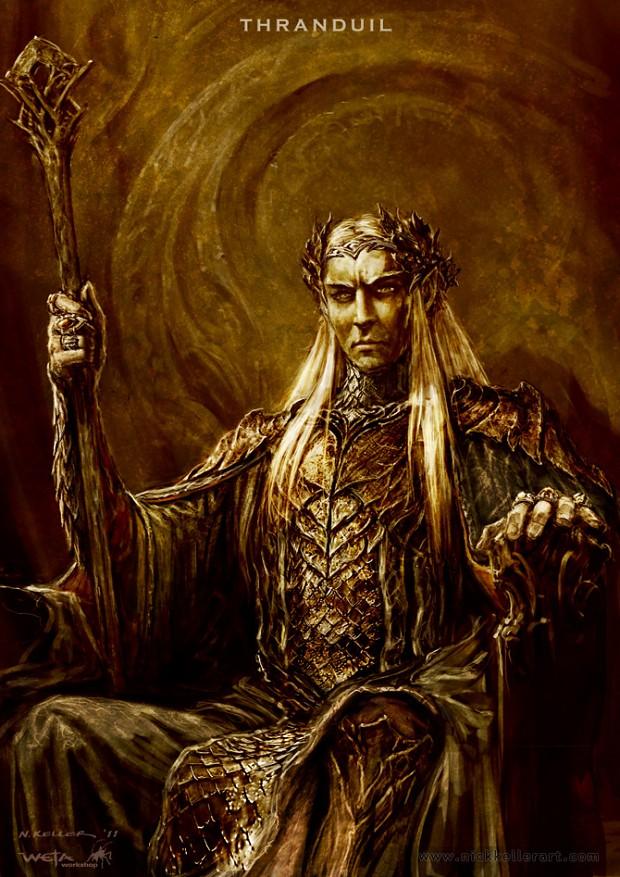 King Thranduil Concept