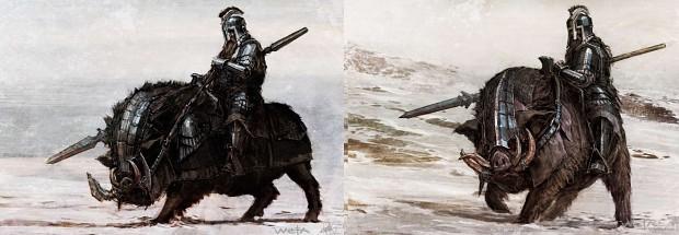 Dwarven War Boar 5e Equipment Dd Wiki