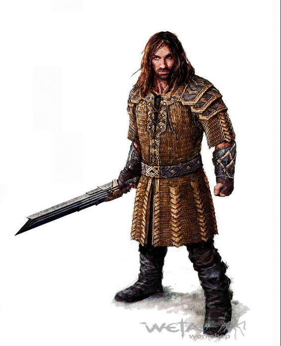 kili light chain mail armour image   lorddainofironhills