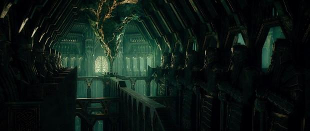 The Throne Hall of Erebor