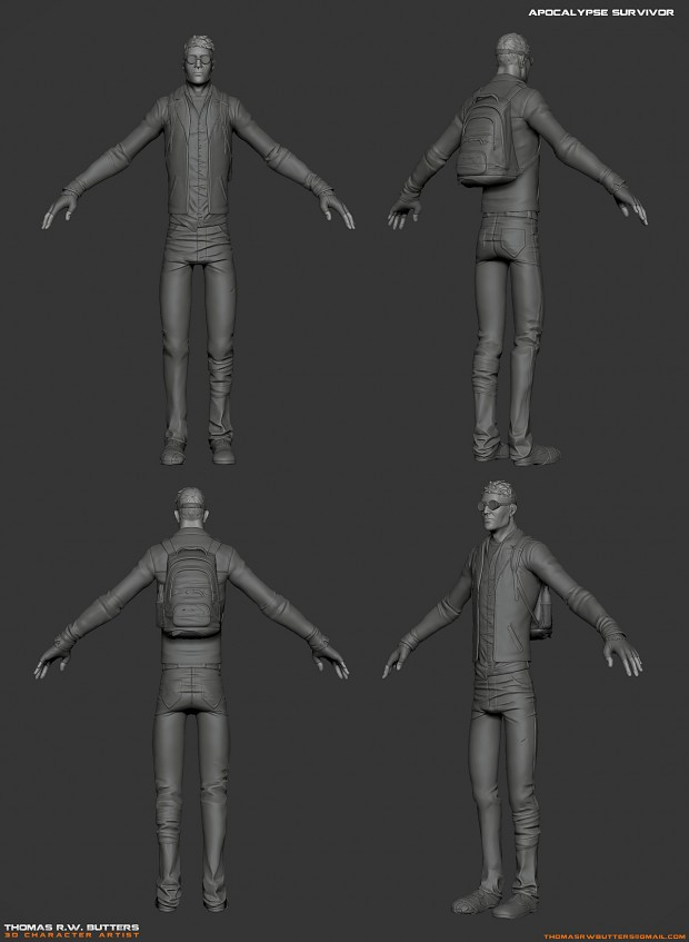 Survivor Sculpt