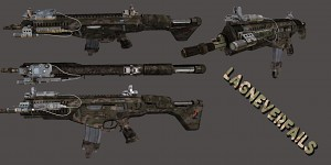 Dev13's Weapon BiGPack ARX-160 Update