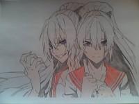 Shin'ya and Mahiru