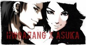 Hwoarang&Asuka