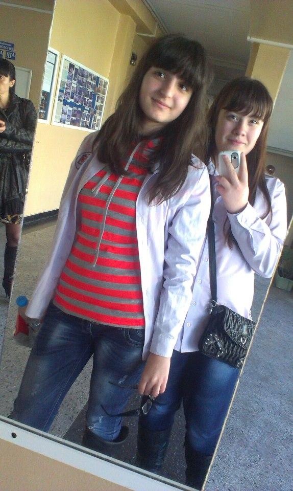 Me and Moni