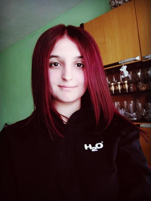 Red hair FTW