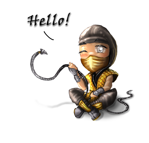 Scorpy <3