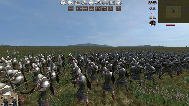 Selection of Screenshots