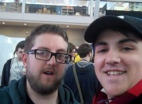 People I met at PAX east this year