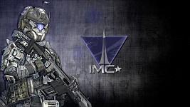 Titanfall IMC Pilot Wallpaper