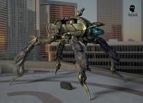 Halo 2 Scarab