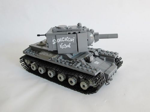 How to build brickmania tanks with pictures