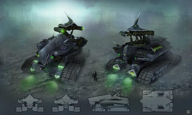 EON Super tank