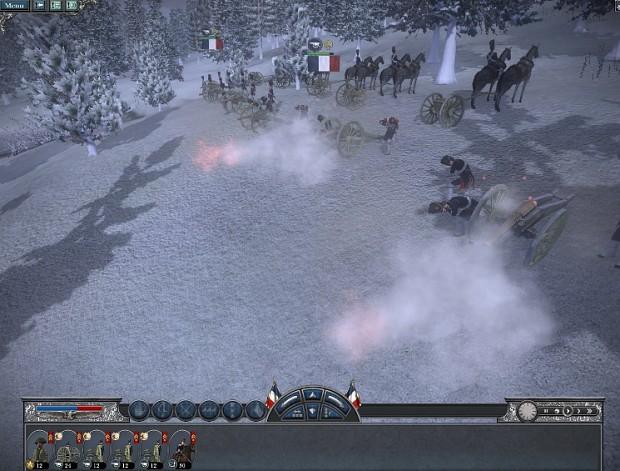Napoleon Total War Gameplay
