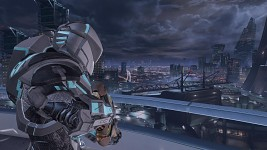 Halo 4 screenshots.