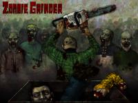Zombie Grinder - Wallpaper