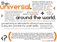 About The Universal