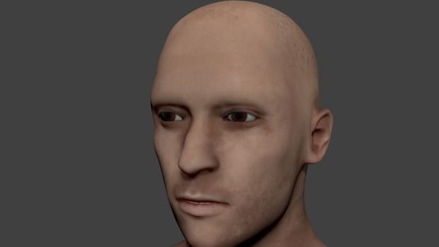 Realm Zero Male Human - Caucasian