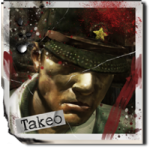 character call of duty black ops zombie:Takeo