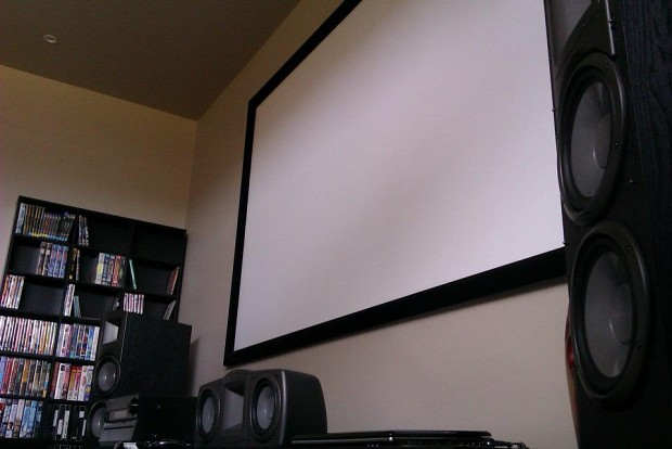 My Home Cinema Room