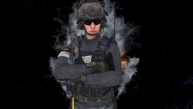 Lt.Col Samantha