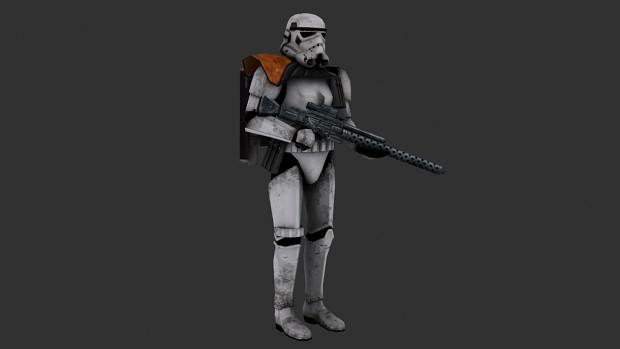 Stormtrooper RifleMan