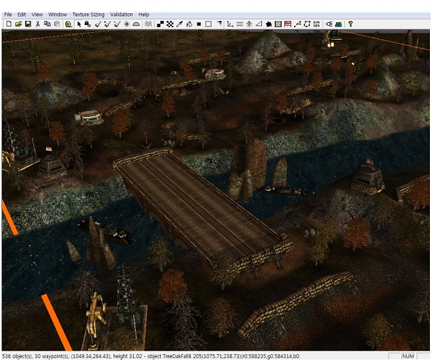 Sitemaps With Embed Option: Trench Warfare [ROTR] Screen Shot Image