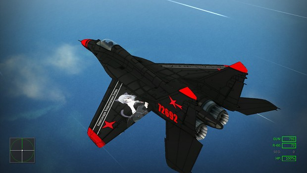 MiG-29M Sanya V Litvyak