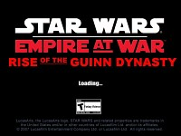 Rise of the Guinn Dynasty Splash Page