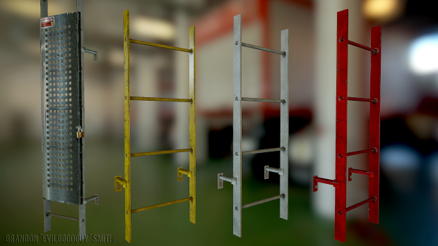 Ladder Render