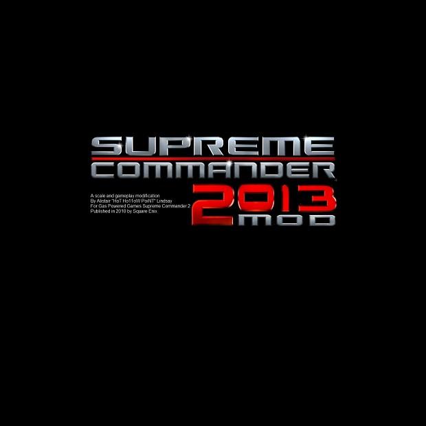 Supreme Commander2013