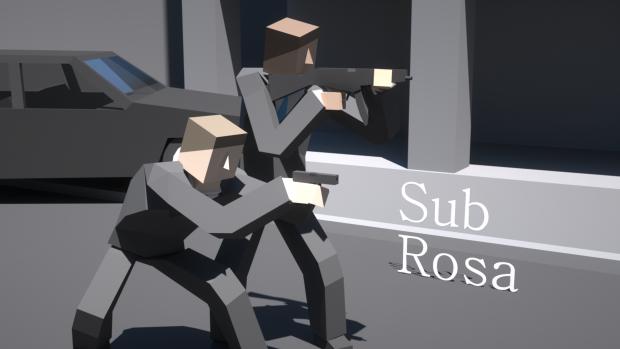 Sub Rosa - Pistol & SMG