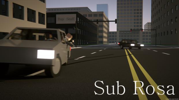 Sub Rosa - Car Chase