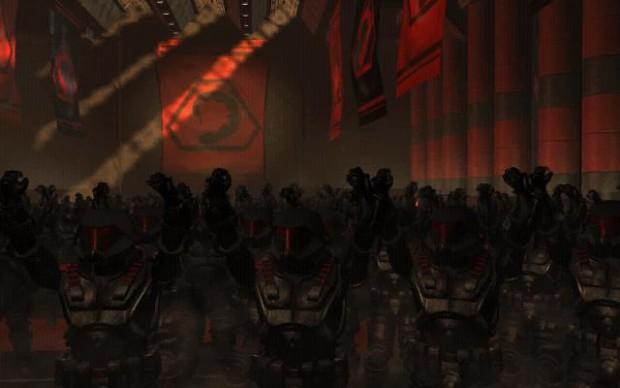 Nod Frontline Infantry