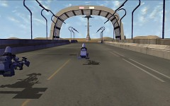 STAR WARS REBELS  Speeder Bike 614-AvA