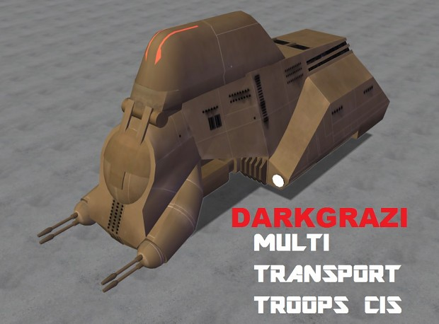 MULTI TRANSPORT TROOPS CIS