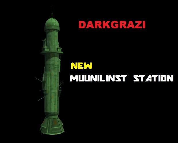 New model muunilinst station